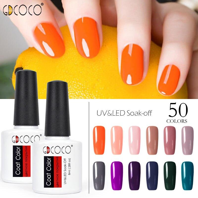 Фабрика canni # GDCOCO Гель-лак для ногтей 70312 Новый Цвет Гель-лак для ногтей высокое качество дизайн ногтей Salon Soak Off UV светодио дный Led Гель-лак для ...