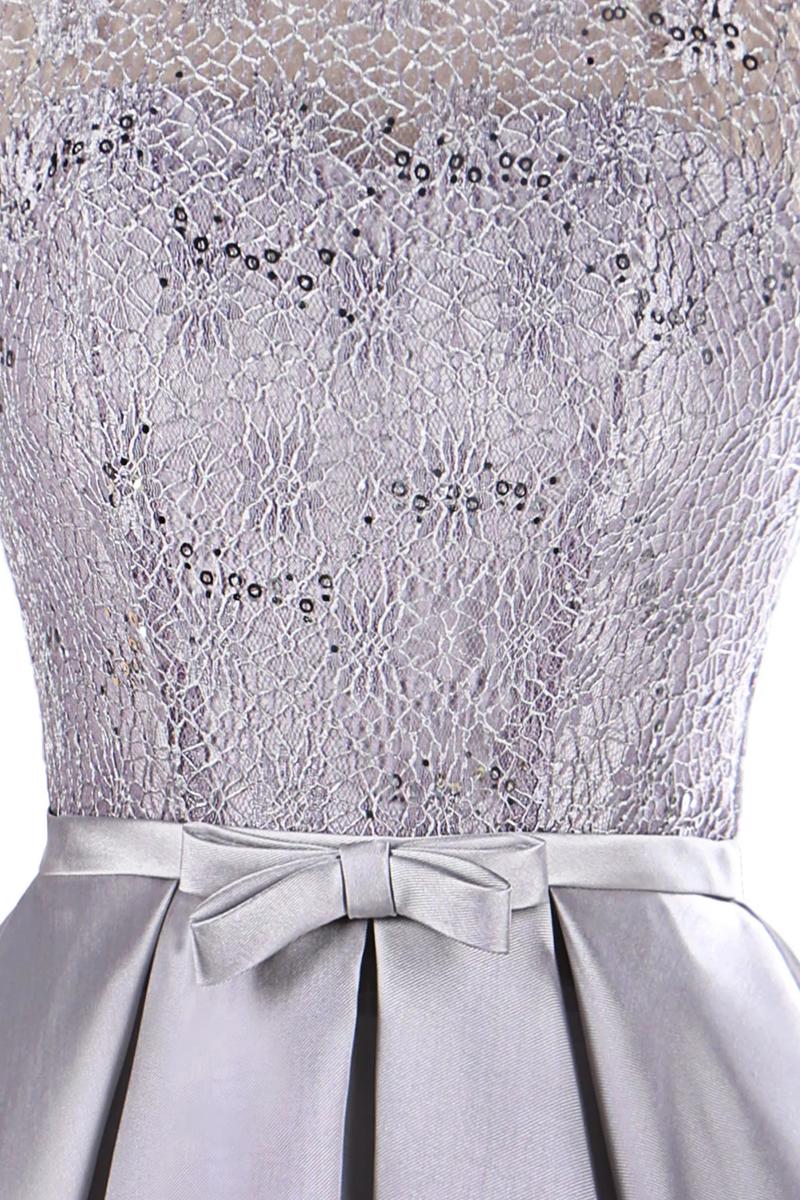 9cfe732fad0 Women Short Cocktail Dresses Cap Sleeve Knee Length Puffy Skirt Semi ...