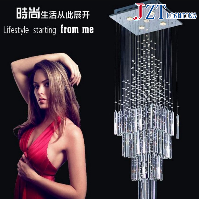 J Best Price crystal ceiling lights Home Living room Bedroom led Ceiling Lamp Modern Crystal Light new fashion droplight блокнот на пружине а4 printio ла ла ленд