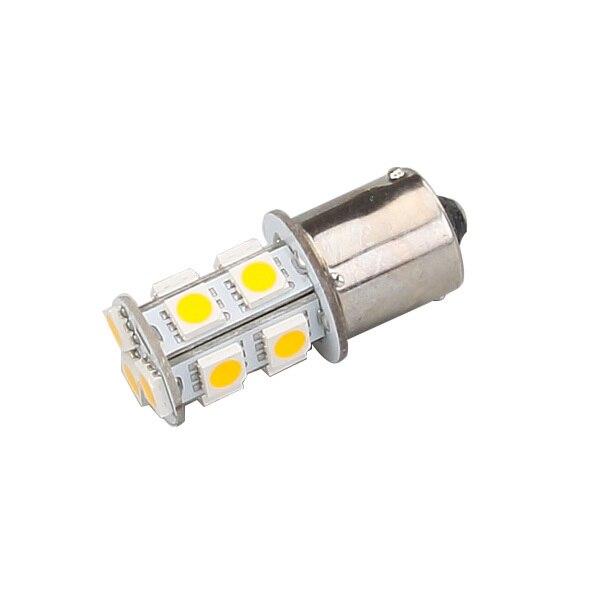 Super Bright 1157 LED BUBL P21W 12V 24V 13LED 5050SMD BULB vehicle tail lights brake lights reverse lights turn signals side