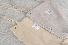 Women's Corduroy Shopping Bag
