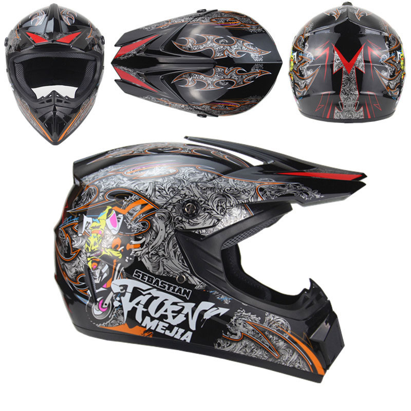 Motocross Motorcycle Helmet Helm Full Face Motorbike Moto Helmet Motor Kask Adult Off Road ATV Dirt bike Racing Helmet CascoMotocross Motorcycle Helmet Helm Full Face Motorbike Moto Helmet Motor Kask Adult Off Road ATV Dirt bike Racing Helmet Casco