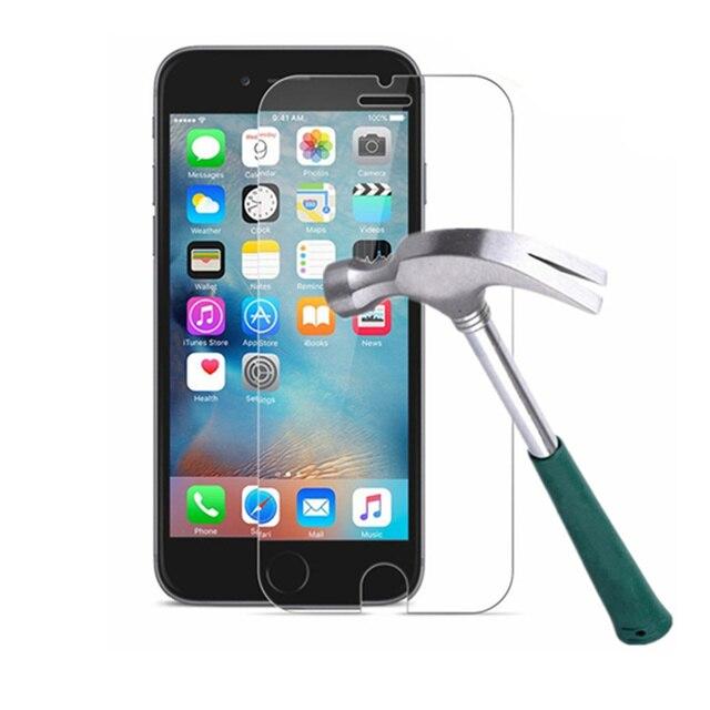 b10edc8aa13 Phone Accessories Screen Protector for Iphone X 4S 5 5S 5C SE 6 S 6S 7 8  Plus 10 I Phone Iphonx for XR XS Max Protective Film