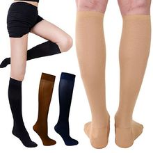 Nylon Compression Outdoor Riding Hiking Fitness Socks Tight