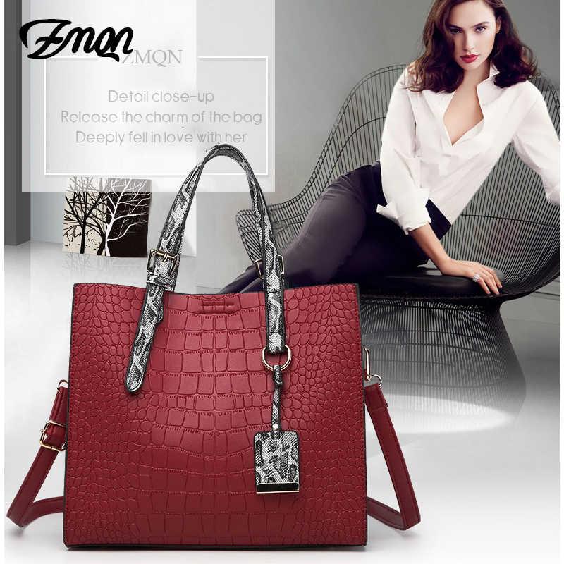 ZMQN Роскошные Сумки Для женщин сумки дизайнерские 2019 сумки через плечо для дамские рабочие кожаные сумочка женская сумка из натуральной кожи Сумки из натуральной кожи Bolsa Feminina A889