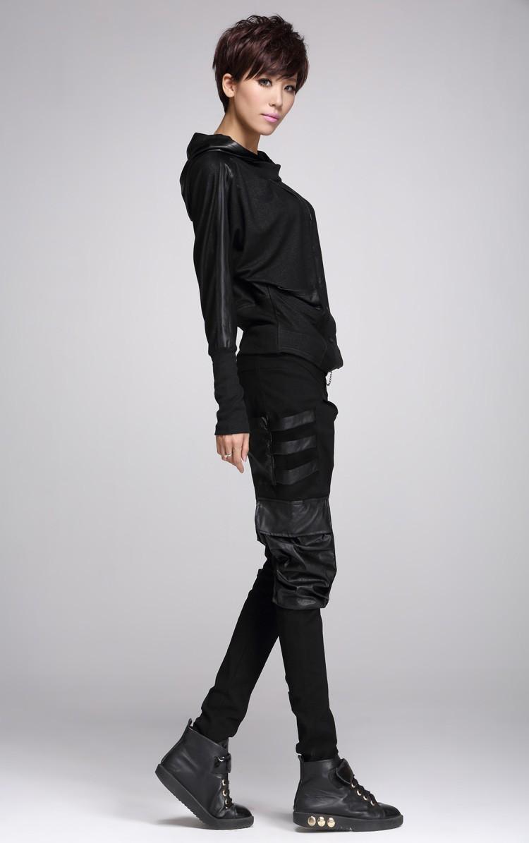 Fashion Patchwork Pockets United 15