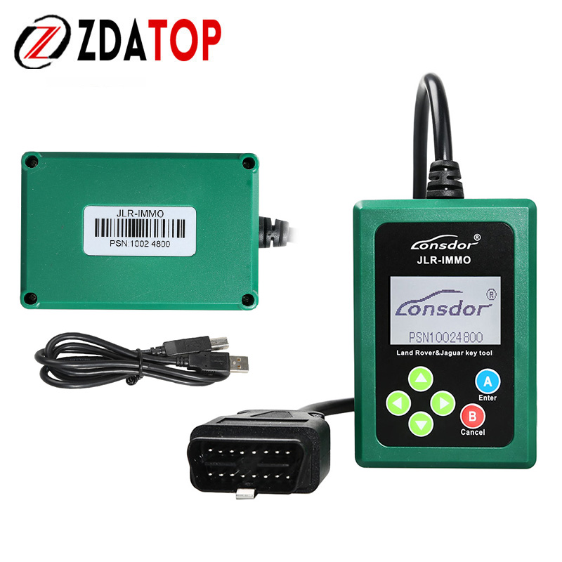 Industrious Lonsdor For Jlr Immo For Land Rover&for Jaguar Key Tool Program Car Keys And Applicable To Above 95% Support Some Vpw Protocols Back To Search Resultsautomobiles & Motorcycles Diagnostic Tools
