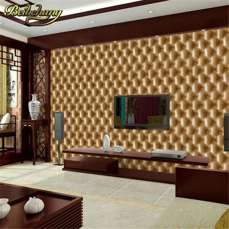 beibehang papel parede Europe Striae Pattern papel mural Wallpaper roll Home Decoration Of Wall Paper Stereo Wallpapers Bedroom new fine fabric texture wall of setting of the bedroom a study wallpaper of europe type style yulan wallpaper fashion pavilion