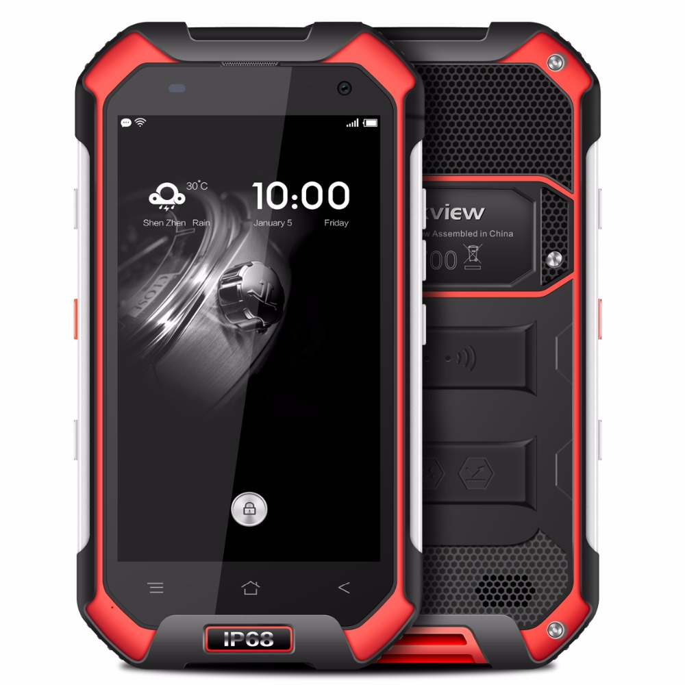 Original Blackview BV6000 32GB ROM 3GB RAM IP68 Waterproof Phone 4500mAh 4 7 inch Android 6