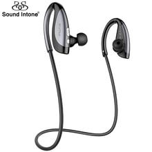 Sound intone h5 auriculares bluetooth 4.1 auriculares aptx deportes ejecutan auriculares auriculares con micrófono para iphone xiaomi
