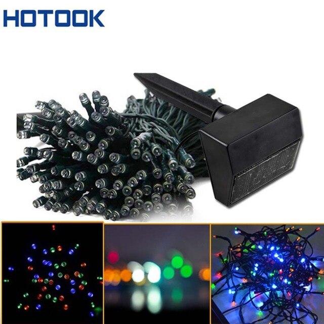 Blaue Weihnachtsbeleuchtung.Niedriger Preis Led Solar Licht Outdoor Weihnachtsbeleuchtung String