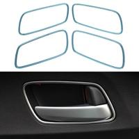 Car Auto Accessories Inner Door Handle Cover Inside Door Protector Trim For Honda Crv Cr V