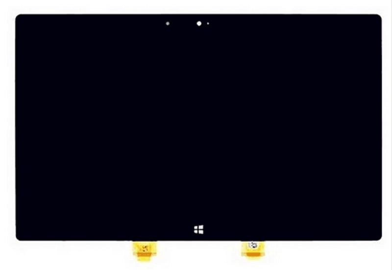все цены на  New Original Black For Microsoft surface 2 RT 2 2nd 1572 LCD Display &Touch screen digitizer Tablet Replace for LTL106HL02-001  онлайн