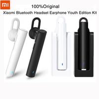 Xiaomi MI Bluetooth Headset Earphone Youth Edition Kit Charging Base Case 320Mah Battery For Xiaomi Bluetooth