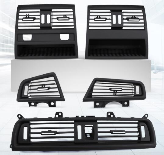 Front side dashboard air vent a c heater grill grille vent for bmw 5 series f10 f18 in interior - Interior door vent grill ...