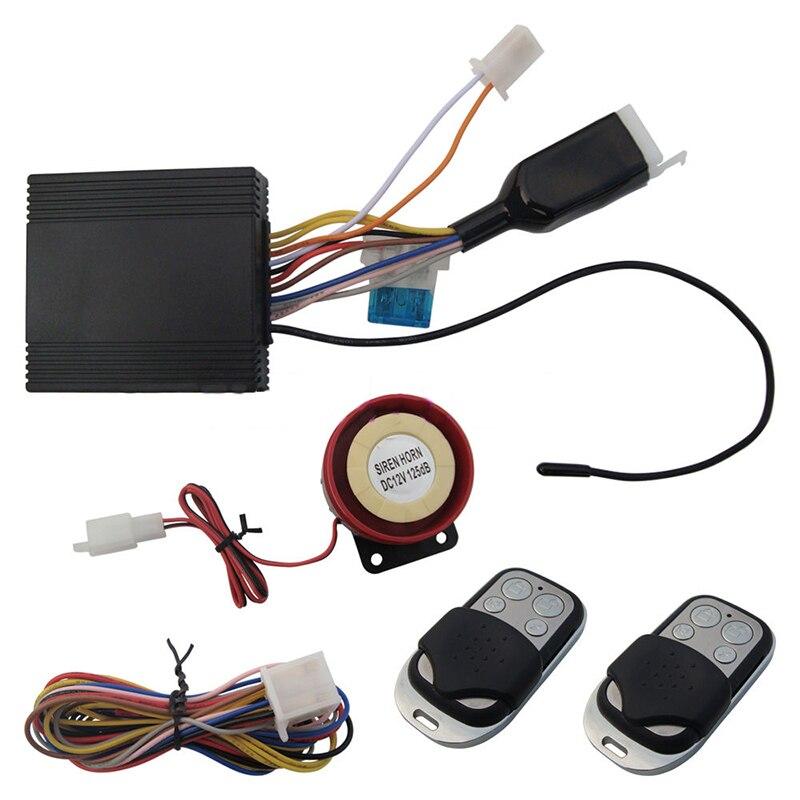Fantastisch Fernstart Alarm Installation Fotos - Elektrische ...