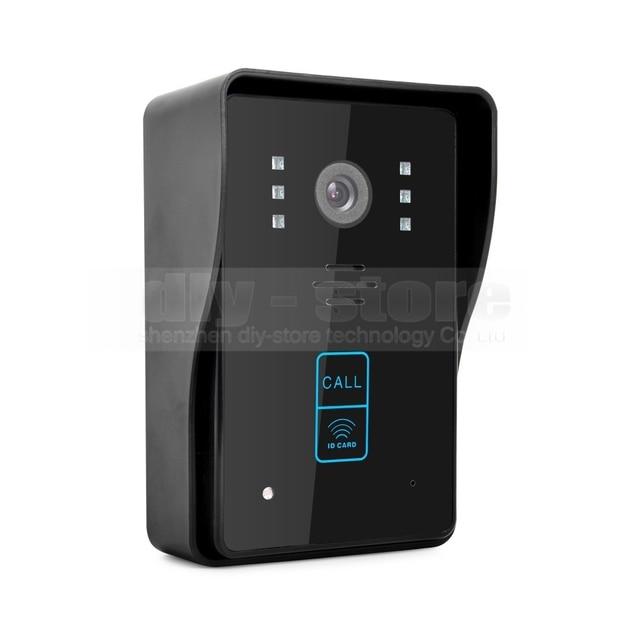 DIYSECUR Ночного Видения Камера для Видео-Телефон Двери громкой Домофон 1V1, 1V2, 1V3, 1V4, 2v1, 2v2, 2V3, 2V4