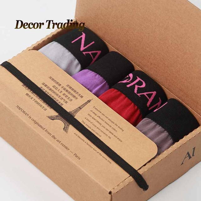 4pcs/lot Mens boxer shorts brand trunk Bamboo Fiber sexy underwear large size boxers men mid-rise cuecas calzoncillos T6013