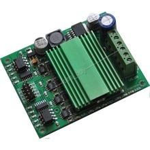 100A DC motor drive Modul High Power motor speed Control Dual Kanal H brücke optokoppler isolation