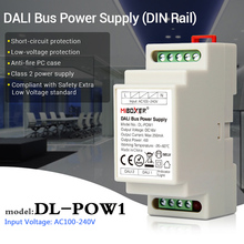 MiBOXER DL-POW1 DALI Bus Power Supply (DIN Rail) DC16V Output Current 250mA;Max Reted power 4W;Leakage Current:<0.5mA/230Vac