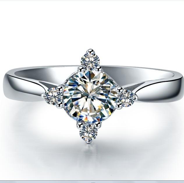 Romantique cadeaux OVAL CUT PINK /& WHITE TOPAZ Gems Silver Ring SZ 6 7 8 9 10 11