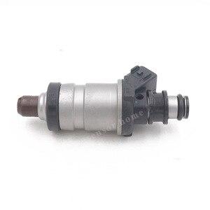 Image 4 - 4PCS 06164 P2J 000 Fuel Injectors 06164P2J000 For 1996 2001 Honda Accord Civic Odyssey Acura RL TL Integra 842 12192 1550333