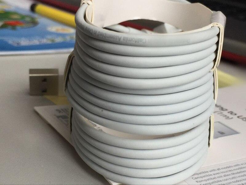 bilder für 1000 stücke 1 mt 3FT OD 3,0mm AAAA Qulaity USB Datenkabel UAluminum folie schild Mit seriennummer