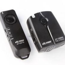 Viltrox JY-120 N3 Беспроводной спуском фотографического затвора Пульт дистанционного управления Управление для Nikon D800 D700 D300 D200