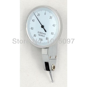 Image 2 - Leva 0 0.2 millimetri Dial Indicator Test di Precisione Dial Indicator Leva Quadrante calibro 0.002 millimetri supporto di prova a quadrante indicatore