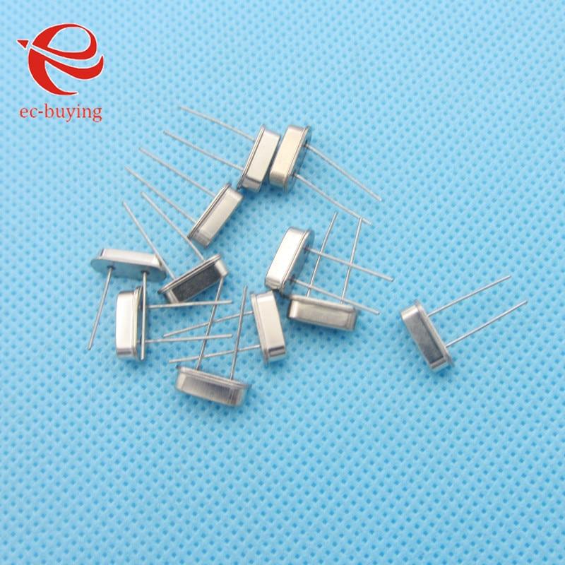 10 x 18.432 MHz 18.432MHz Crystal HC-49S Low Profile