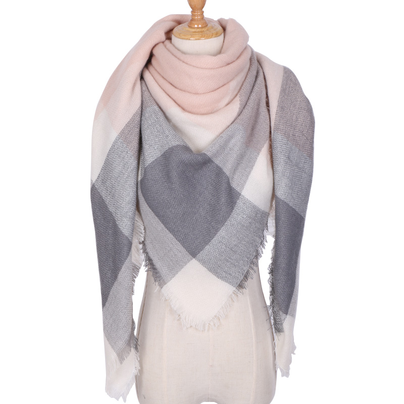 2018 Luxury Brand Winter Scarf...