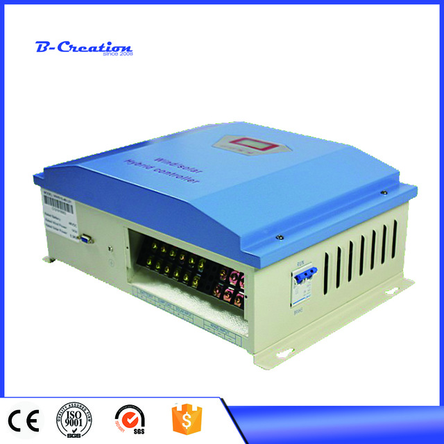 Wind solar hybrid controller 2000w charge controller 48V 96V 120V 220V for 2kw wind turbine and