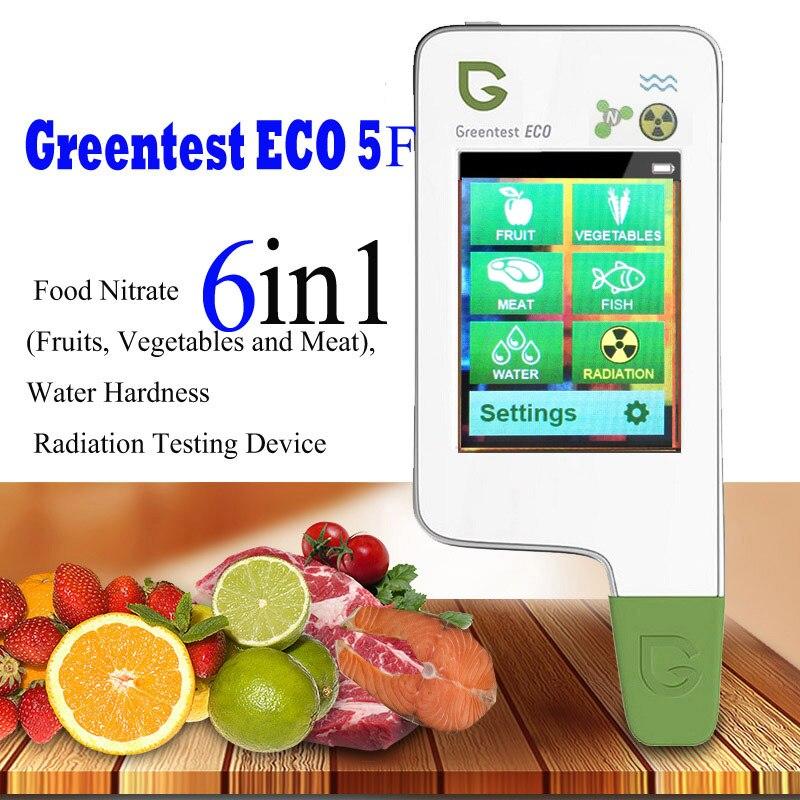 Greentest Eco F5 Digital Food Nitrate