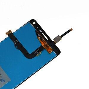 Image 5 - 5,5 zoll für Lenovo Vibe P1 LCD + touchscreen digitizer komponenten für Lenovo Vibe p1 P1c72 P1a42 p1c58 display freies verschiffen
