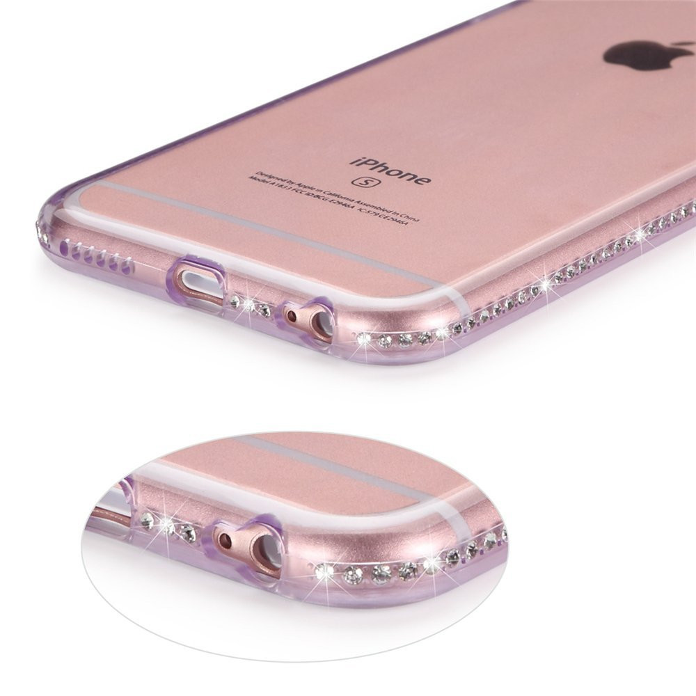5ed9417a4196e3 Portefeuille For Coque Iphone 6 S Case Clear Protective Back Cover ...