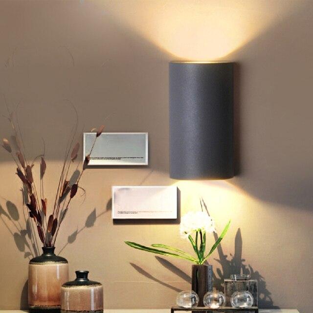 Uitzonderlijk 10 W IP54 Waterdichte outdoor muur verlichting/outdoor wandlamp @TH23