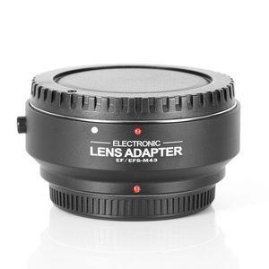 Image 3 - Elektronik Lens adaptörü Halka EF MFT Canon EF S Lens Mikro 4/3 M4/3 montaj OM D