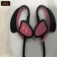 New IPX8 Waterproof Bluetooth Earphone HD Noise Headset For Sport Driving Running Swimming