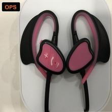 Novo à prova d' água IPX8 fone de ouvido Bluetooth HD ruído fone de ouvido para o esporte/condução/corrida