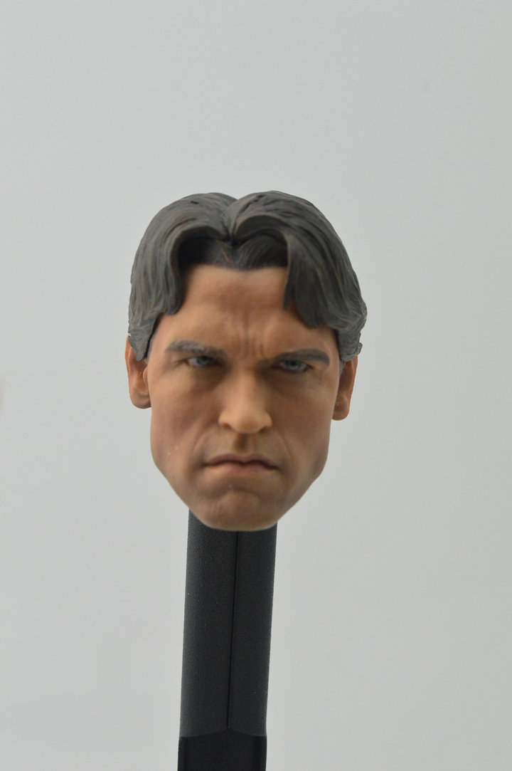 Custom 1/6 Scale T800 Arnold schwarzenegger Head Sculpt For Hot Toys Body muñeco buffon