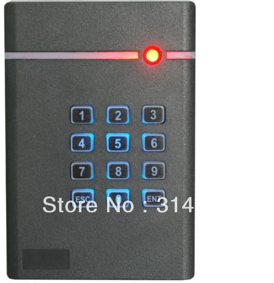 RFID IC Card Reader 13.56MHz Wiegand26  For Door Access Control Board with keypad contact card reader with pinpad numeric keypad for financial sector counters