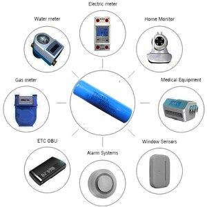 Image 5 - 10 個 3.6 V ER14505 14505 2400 1800mah の単三 LiSCLO2 バッテリー優れた LR6 R6P 1.5 V 電池 Gps のトラッキングカメラメモリバックアップ