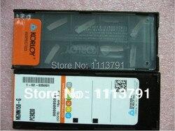 10 sztuk w pudełku rowków rozstanie 1.5mm Korloy wkładki MGMN150-G PC9030 dla narzędzia do tokarki