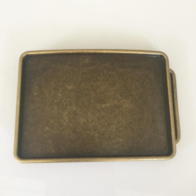 Venta al por menor nuevo rectángulo de alta calidad de bronce en - Artes, artesanía y costura