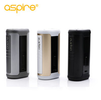 Оригинальный Aspire Спидер 200 Вт поле Mod электронная сигарета Vape батарейный блок подходит для Афон Танк digiflavor сирена без 18650