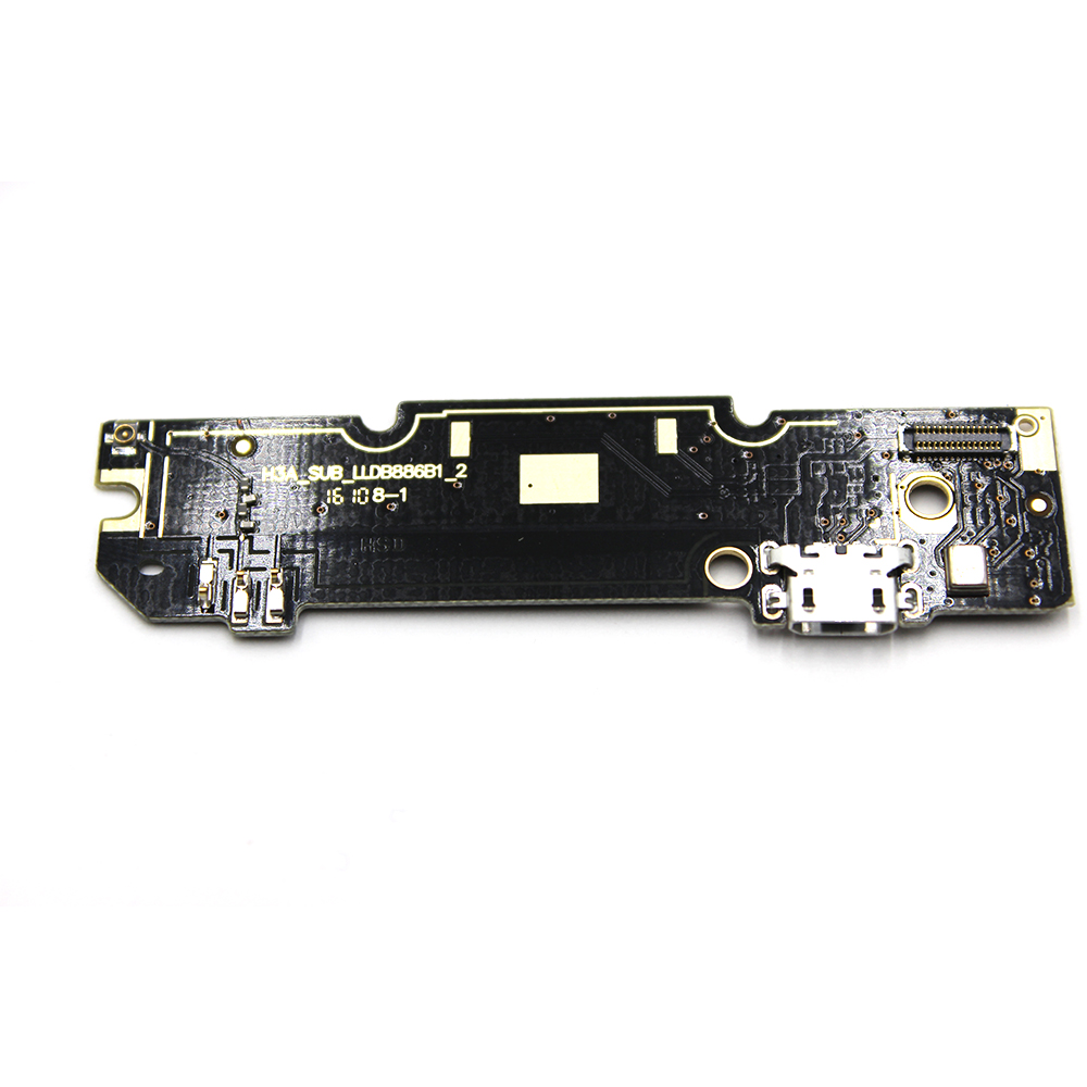 For Xiaomi Redmi Note 3 Pro Prime Microphone Module+USB Charging Port Board Flex Cable Connector Parts