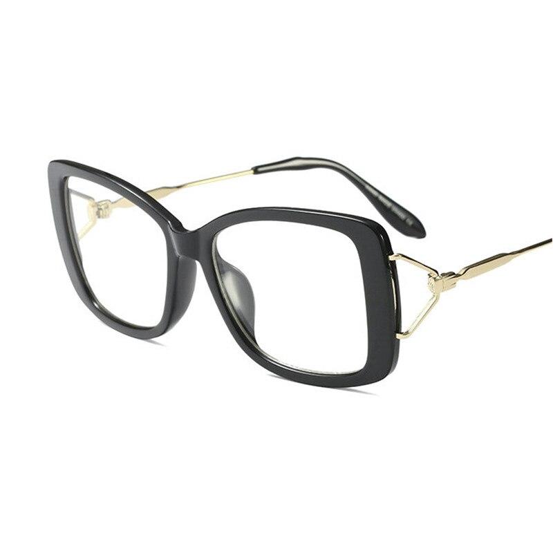 0bb964e795d Detail Feedback Questions about 2018 New Square Eye Glasses Frames for Men  Brand Designer Female Grade Glasses Spectacle Frame Computer Prescription  Eyewear ...