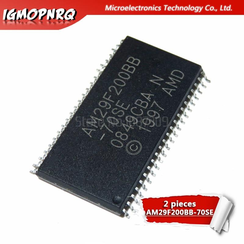 10PCS AM29F200BB AM29F200BB-90SC AM29F200BB-90SI SOP44