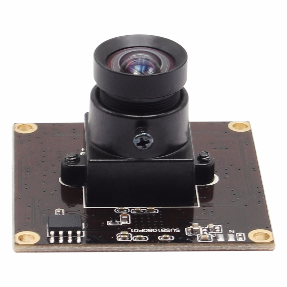 ELP USB 3.0 2MP Sony <font><b>IMX291</b></font> 50fps High Speed <font><b>Camera</b></font> <font><b>Module</b></font> USB 3.0 Industrial with No distortion lens for Video conference image