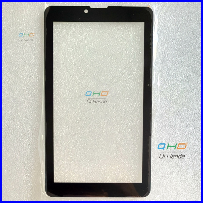 New For 7 inch IRBIS TZ720 capacitive touch screen tablet digitizer panel replacement free shipping new 7 inch tablet pc mglctp 701271 authentic touch screen handwriting screen multi point capacitive screen external screen
